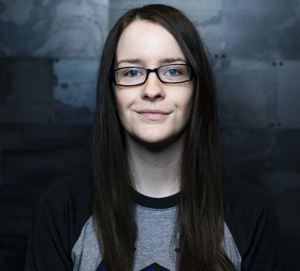 Gamer MiDNiTE serves as sports hero for Erin Thomson