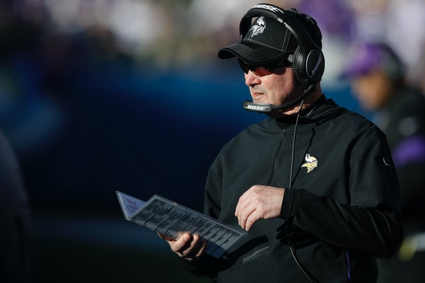 Mike Zimmer on Kirk Cousins: 'It's not all on him'
