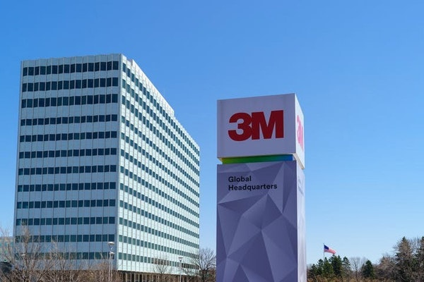 3M global headquarters in Maplewood.