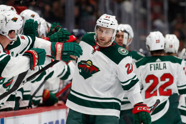 Postgame: Wild overcomes coach's challenge, controversial goal