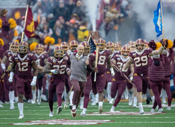 Gophers grab several commitments ahead of early signing day