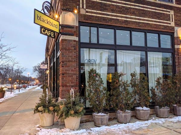 Blackbird Cafe in south Minneapolis.
