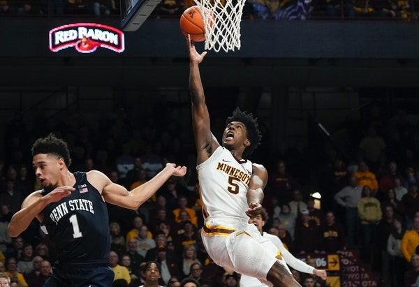 Another year of big change coming for Gophers men's basketball