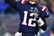 New England Patriots quarterback Tom Brady was the 199th pick in the 2000 draft but has won a record six Super Bowls.