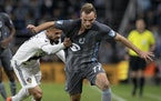 Hip injury is blow to defender Gasper and Loons in their turnabout seasons