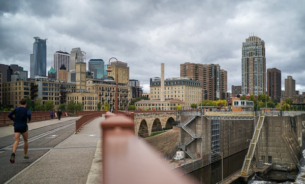 Older than most historic buildings still standing in the Twin Cities, the 136-year-old Stone Arch Bridge bridge has long been Minneapolis' de facto we