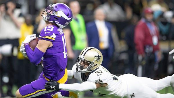 Access Vikings: Will Adam Thielen play on Saturday?