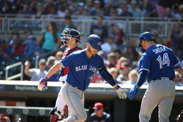Before he joined them, Donaldson was a Twins killer
