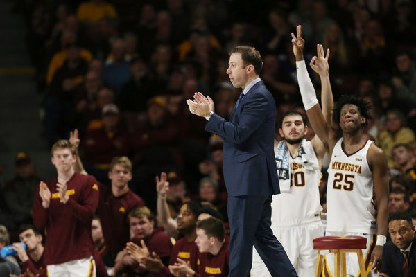 Pitino's Gophers have played their way back onto NCAA tourney bubble