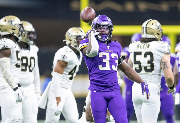 Grading the Vikings: Cook's breakout sets up payday; will Vikings buy in?