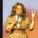 Oprah spoke to a full house on her tour this month in Sunrise, Fla.