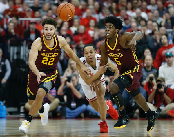 Gophers excited over first road win Thursday at Ohio State