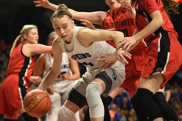 Hopkins star Paige Bueckers: 'I don't want to just be a high school legend'