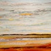 "Patrick Pryor's ""Horizon With Yellow Hue 3."""