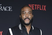 Actor-writer Tyler Perry made good on his dreams.