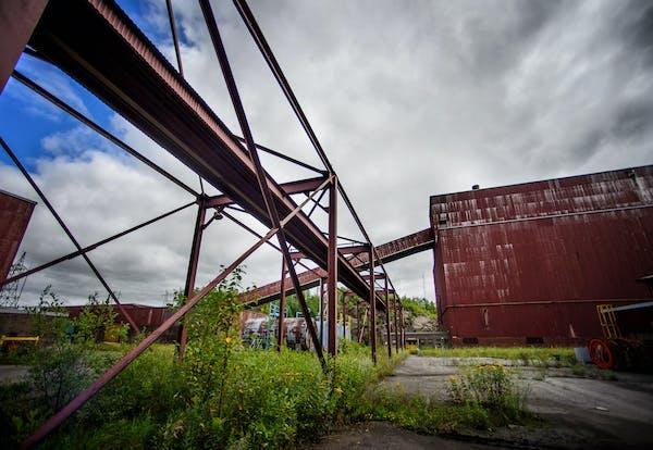 PolyMet Mine near Hoyt Lakes, Minn.