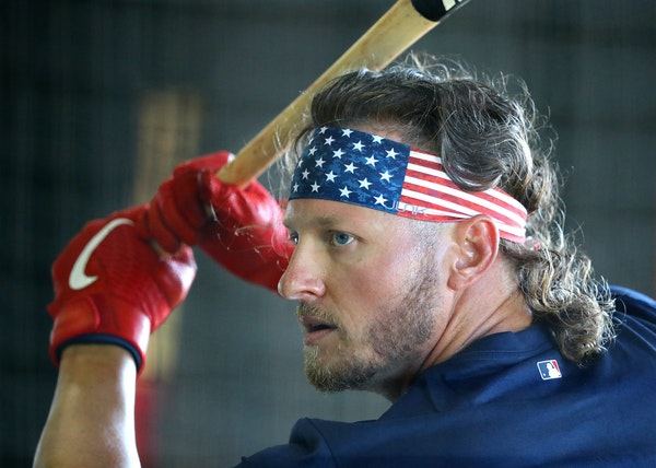 Now with the Twins, former AL MVP Josh Donaldson adds punch to the lineup of the reigning American League Central champions.