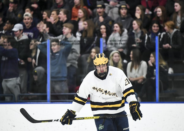 Rosemount junior defenseman Jake Ratzlaff can now revisit the verbal commitment he made to the Gophers program as a ninth-grader.