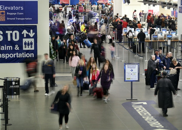 The quarantine station at the Minneapolis-St. Paul International Airport has been operating for more than a decade to prevent serious infectious disea