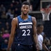 Andrew Wiggins is on his way out.