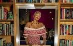 Junauda Petrus. Photo by Carlos Gonzalez, Star Tribune