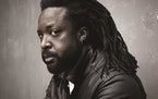 Marlon James. Photo by Mark Seliger.