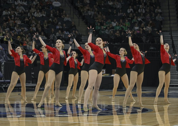 Defending champions abound as dance team state meet begins