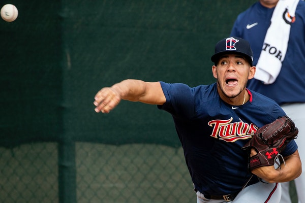 Berrios revamps workout routine, both physically and mentally