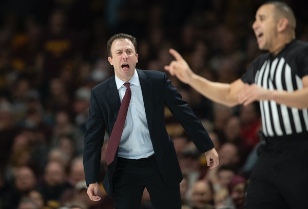 Gophers react to loss against Iowa