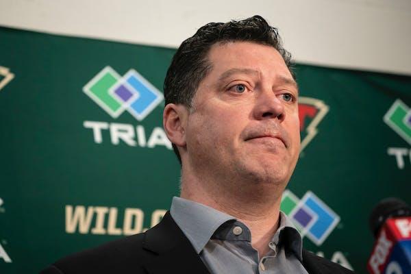 Wild fires coach Bruce Boudreau, names Dean Evason as interim