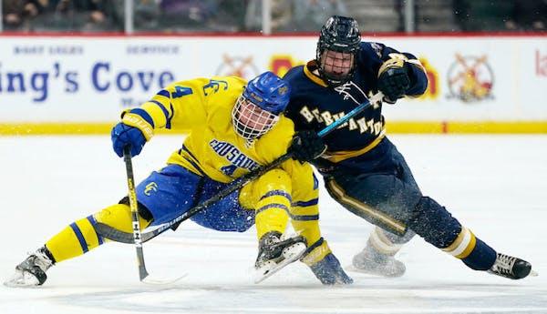 Day 3 boys' hockey All-Tourney Team
