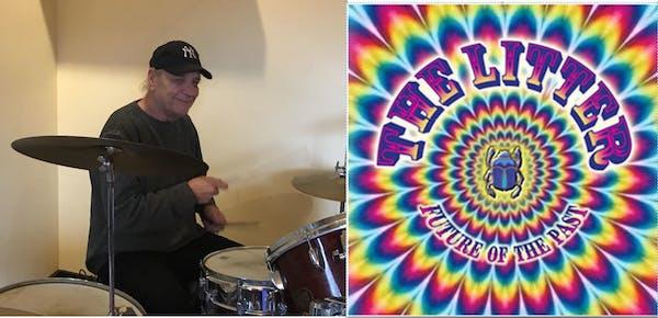 Drummer Tom Murray helmed the new album by the Litter.