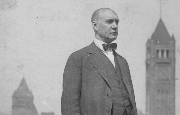 Thomas Van Lear was the first socialist mayor of Minneapolis.