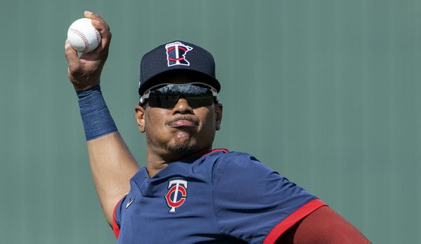 Twins shortstop Jorge Polanco made the American League All-Star team last year during a breakout season.