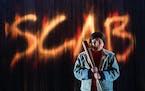 """Marcelo Mena in """"Spamtown USA."""" Children's Theatre"""