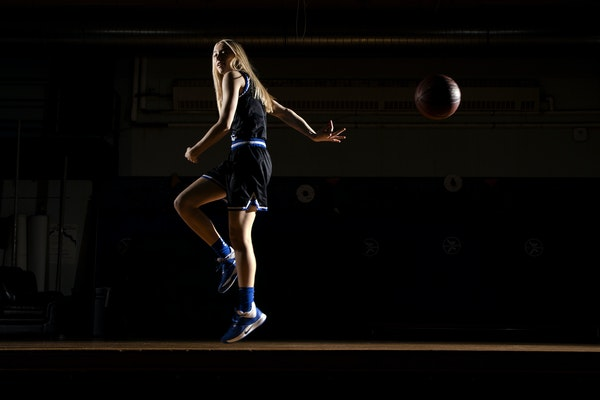One for all time: Paige Bueckers of Hopkins