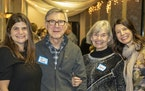 Emily Hedquist, Jim and Connie Schug and Anna Clayton.