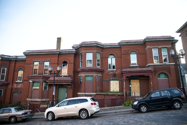 A small group of preservationists paid a $50,000 bond to temporarily protect the historic Pastoret Terrace and Paul Robeson Ballroom properties from d