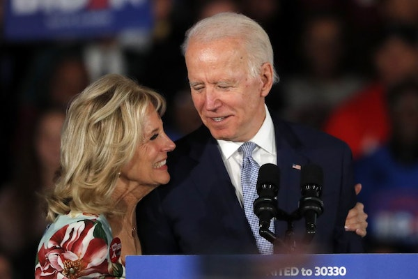 Biden wins big in South Carolina: 'This is the moment'