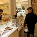 Pastry chef John Kraus stops at Angelina Paris, one of his favorite sweets shops in Paris.