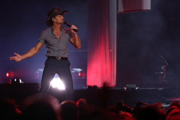 Tim McGraw returning to State Fair grandstand Sept. 1 with Midland