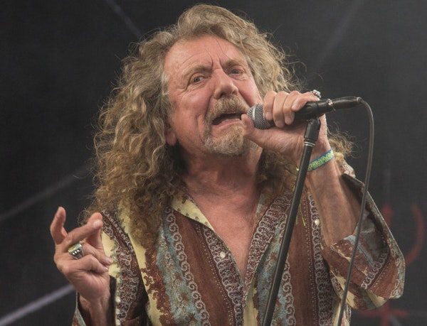 Robert Plant releases Low cover to tout upcoming Pantages gig with new band