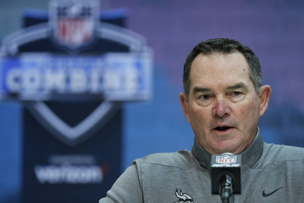 Zimmer on Griffen: 'We'd like to keep him' with Vikings