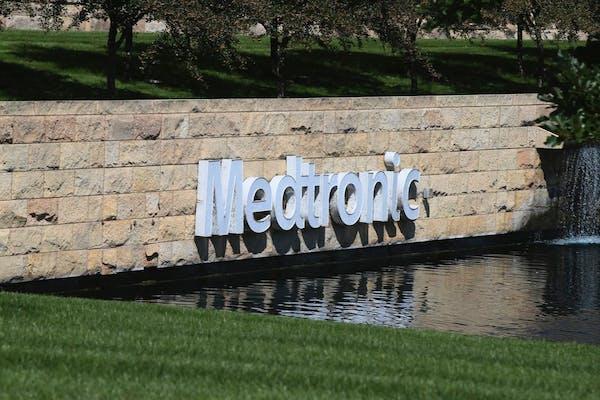 Medronic's Minnesota headquarters in Fridley.