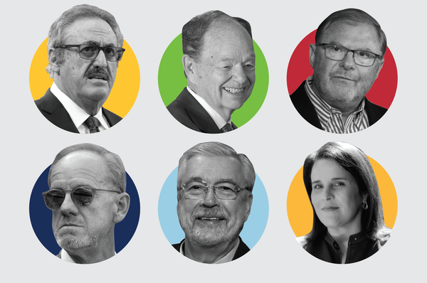 This way to the top: Who's running Minnesota's sports teams?