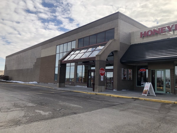 The sign is already gone from the World Market store in Roseville, which closed last month after its lease ran out.
