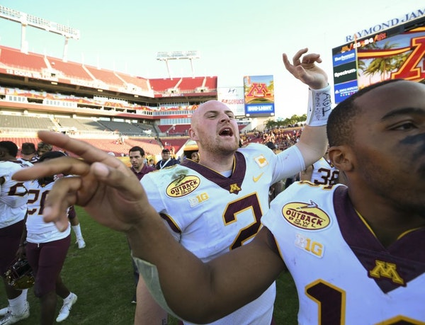 Gophers mailbags: Football, basketball, hockey and more