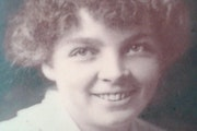 Olga Dahl King 1894-1974 A teacher at the Round Lake school in northern Itasca County, she was dragged into the woods at gunpoint, raped and shot in t