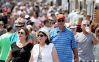 The Edina Art Fair is being delayed until late summer.