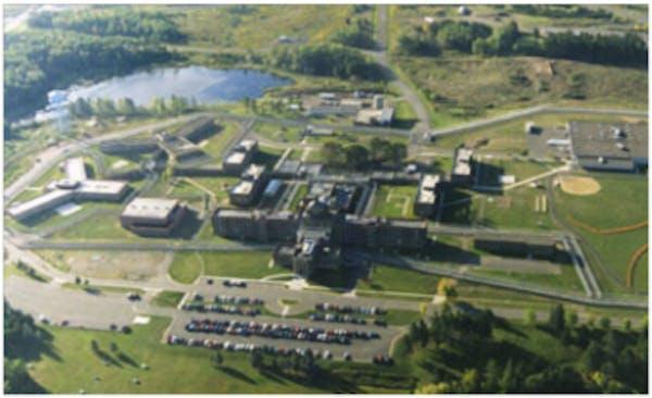 The state prison at Moose Lake, Minn.